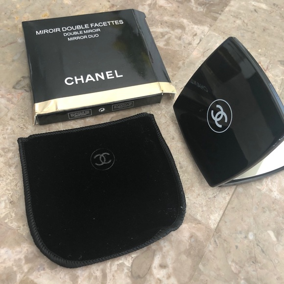 🌟CHANEL MIRROR DUO - brand new